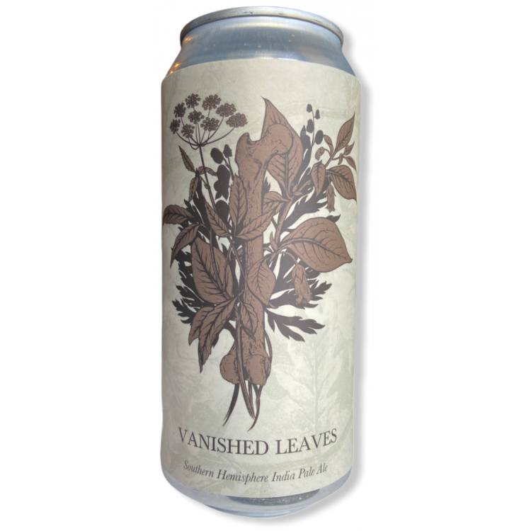 Sleeping Village Vanished Leaves IPA Cans 44cl