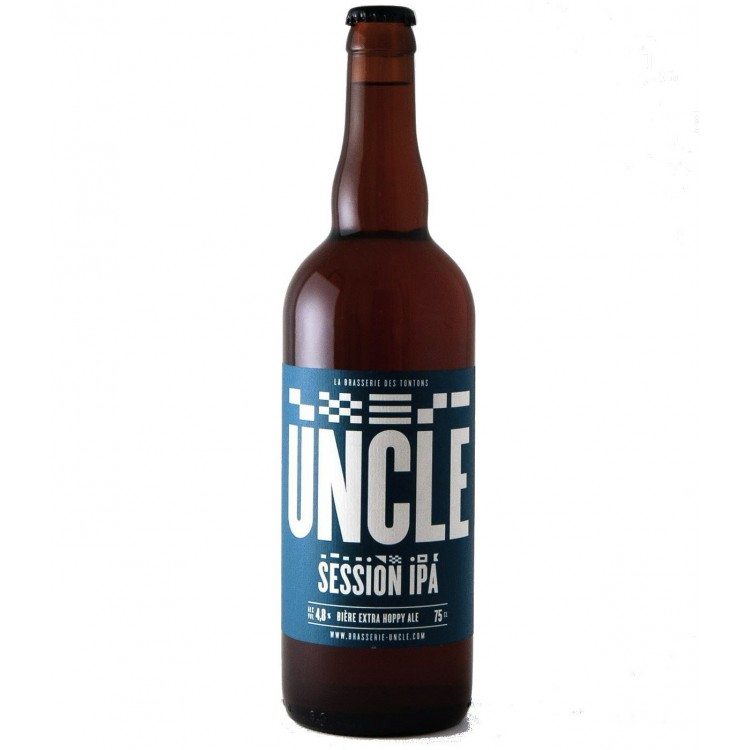 copy of Uncle session IPA 4,8°