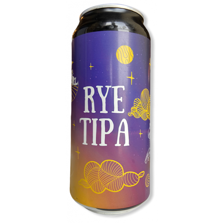Zig Rye TIPA 44cl